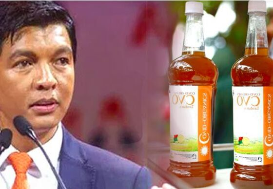 WHO Offered Us $20m To Poison Madagascar Corornavirus Cure - President (Video)