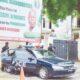 BREAKING: Again, Police Seal APC National Secretariat Over APC Crisis