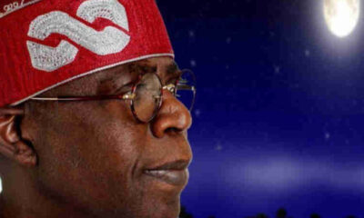 Bola Tinubu Breaks Silence On 2023 Presidential Ambition