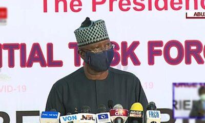 BREAKING: FG Changes Curfew Hours Amid Coronavirus In Nigeria