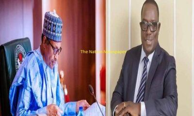 BREAKING: Victor Giadom Is Authentic APC Acting Chairman - Buhari
