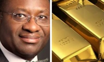 What Heritage Bank-Dukia Gold Will Do For Nigeria - FG