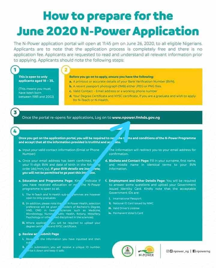 Npower Portal Opens, Apply For Npower Recruitment 2020 Here