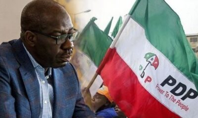 Edo 2020: PDP's Obaseki Picks Running Mate