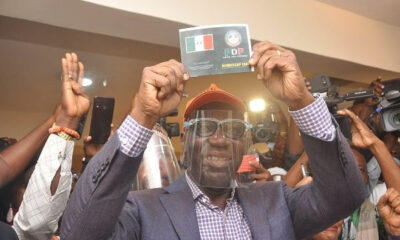 BREAKING: Obaseki Emerges PDP Candidate For Edo 2020 Unopposed