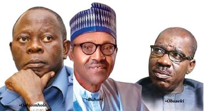 Edo 2020: Call Oshiomhole To Order, Jumu'ah Tells Buhari, Others