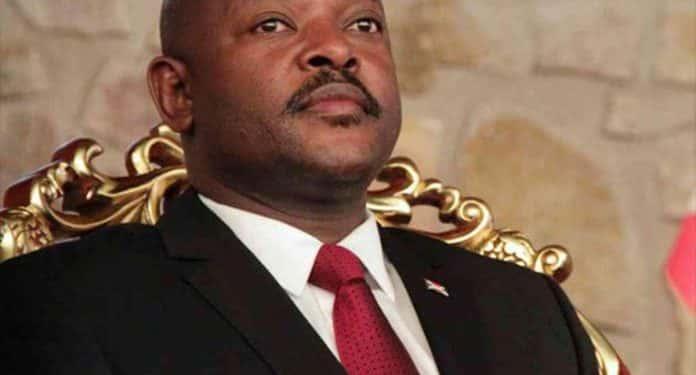 BREAKING: Burundi President Pierre Nkurunziza Dies Of Heart Failure