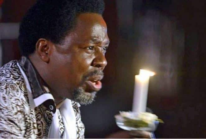 Prophet TB Joshua Sends Message From Prayer Mountain