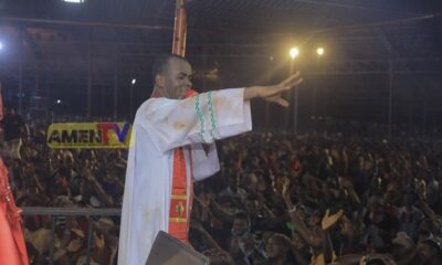 Father Mbaka Releases Powerful Prophecies, Reveals What'll Happen In July