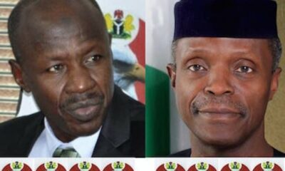 Finally, Magu Reveals Truth About Giving Osinbajo N4billion