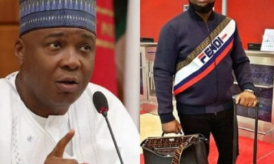 PDP's Saraki Bombs APC For Linking Him To Hushpuppi