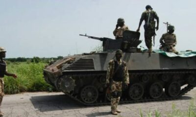 Boko Haram Shoots UN Plane In Borno Down, 5-Year-Old Child Killed