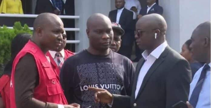 BREAKING: EFCC Re-Arrests Mompha For Money Laundering
