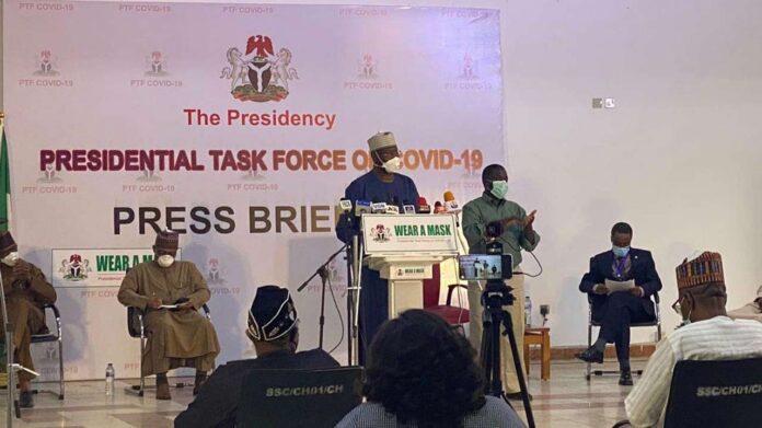 COVID-19: FG 'Bans' Nigerians From Visiting Kogi, Yobe, Others (Full List)