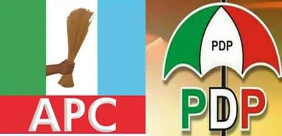 Full List Of States Controlled By PDP, APC After Edo Election
