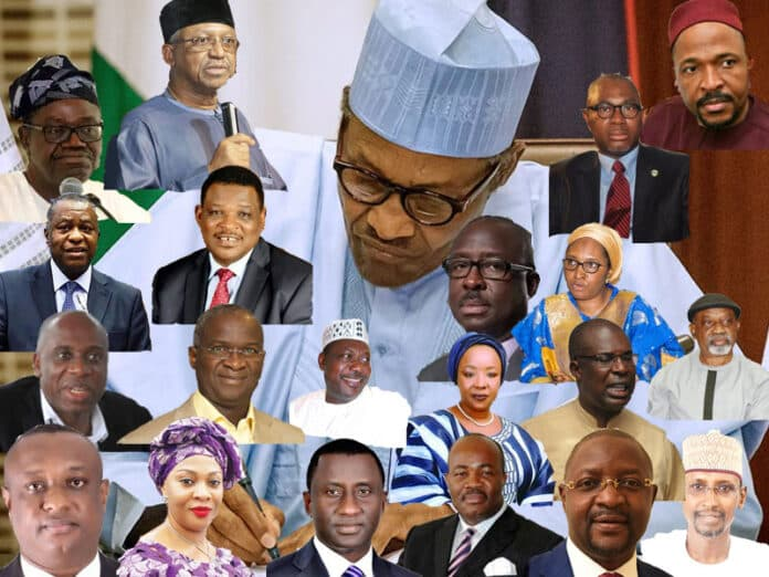 Finally, President Buhari Sets Date To 'Reshuffle Cabinet'