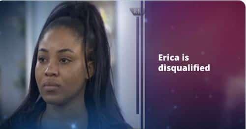 BBNaija: Finally, Disqualified Erica Breaks Silence