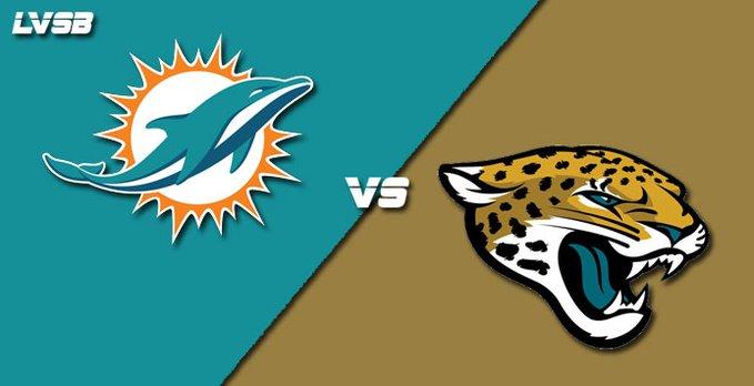 LIVE UPDATES: Jacksonville Jaguars vs Miami Dolphins
