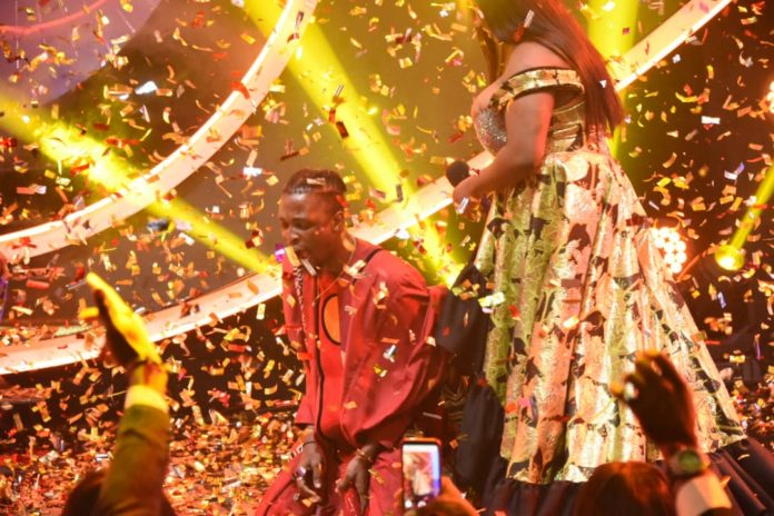 As Predicted By Fans, Rapper Laycon Wins BBNaija