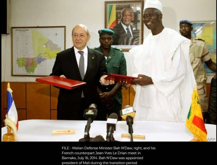 Mali Gets New President After Military Coup