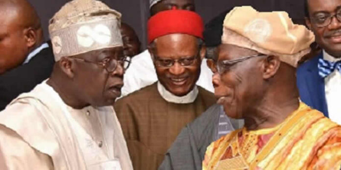 How Obasanjo Helped Me Build Lagos - Tinubu