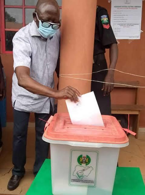 Adams Oshiomhole Finally Breaks Silence On Edo Election (Video)