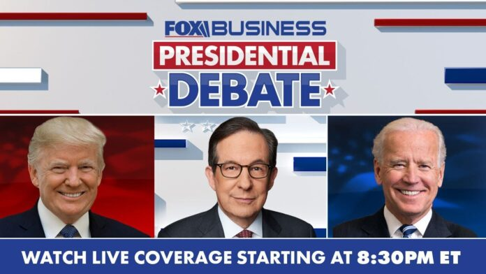How To Live Stream US Presidential Debate