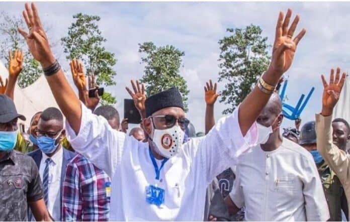 BREAKING: INEC Declares Akeredolu Winner Of Ondo 2020 Election