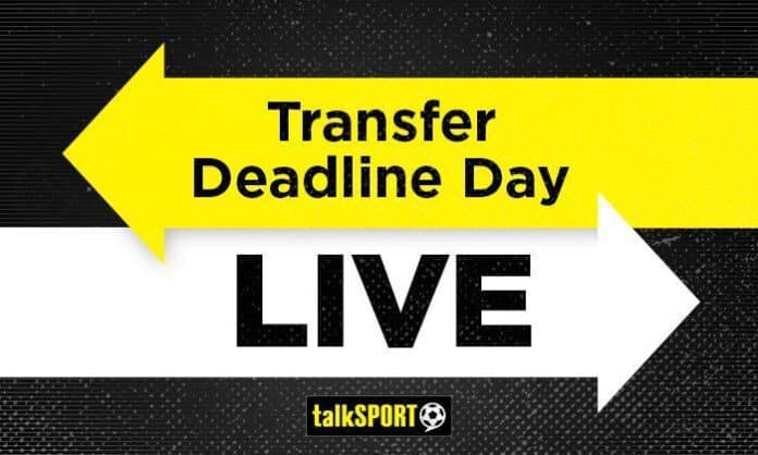 Deadline Day Live: Checkout All Last Minutes Deadline Done Deals Here