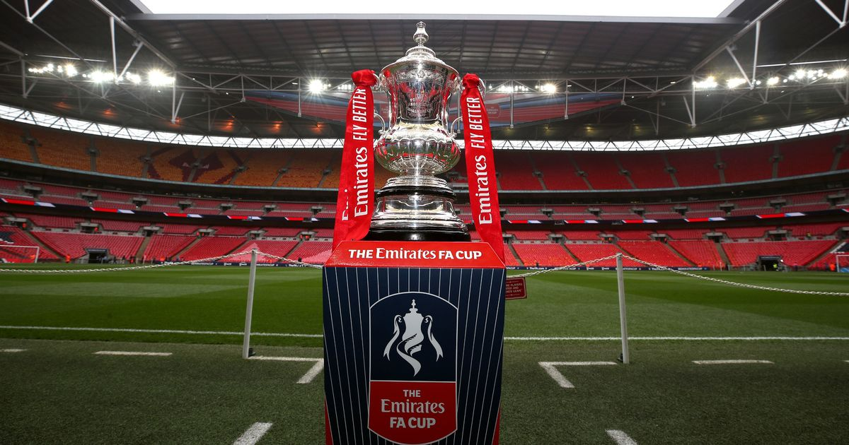 FA Cup Draw: First Round FA Cup Draw (Full FA Cup Fixtures)