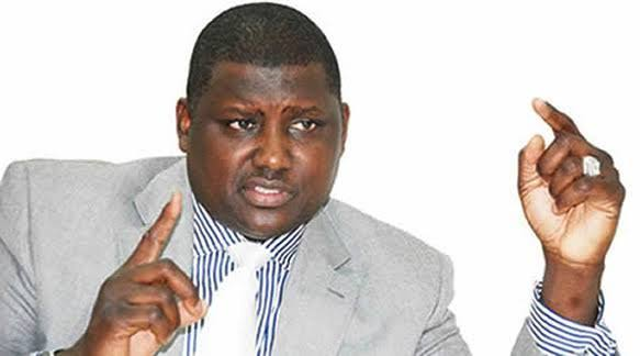BREAKING: Maina Slumps In Court (Photos/Video)