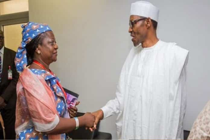 Buhari Nominates Lauretta Onochie, Others As INEC Commissioners (Full List)