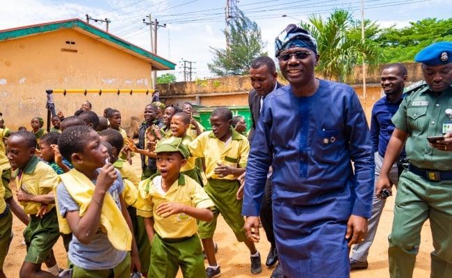 BREAKING: Lagos Sets Date To Reopen Public, Private Schools