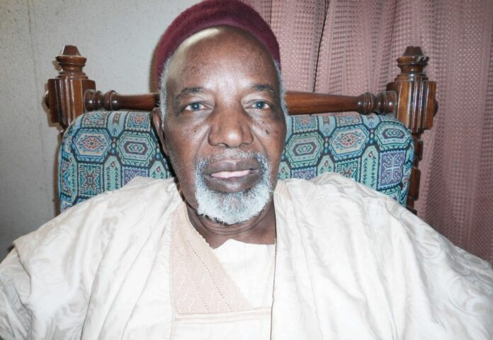 BREAKING: Former Governor Balarabe Musa Is Dead