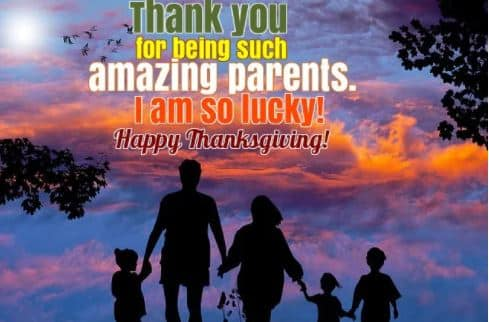 100 Thanksgiving Messages, Wishes & Quotes For Friends, Family