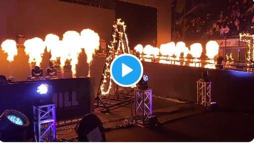 #JoshuaPulev: Watch Anthony Joshua Ring Walk (Video)