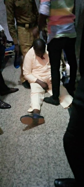 BREAKING: Maina Slumps In Court (Photos/Video)