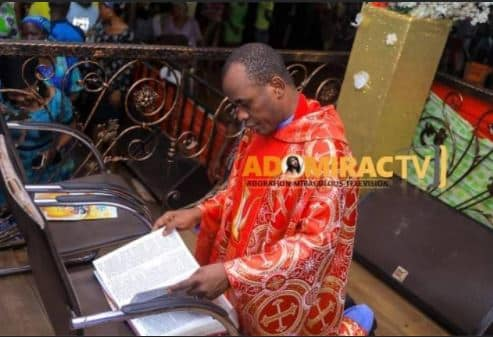 Father Mbaka Releases Powerful December Prophecy, Prays Against 5 Things