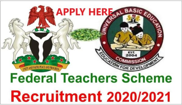 Apply For Latest Federal Teachers Recruitment 2020/2021 Here