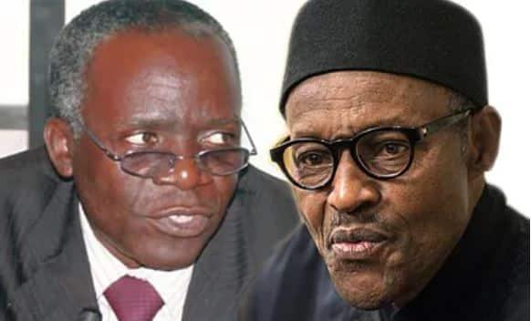 Femi Falana Tables Request Before President Buhari