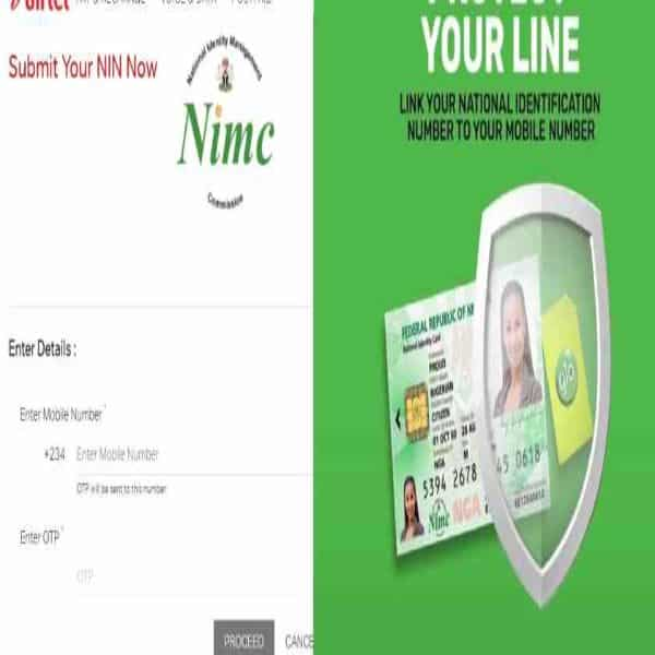 How To Link NIN With Glo Sim Card