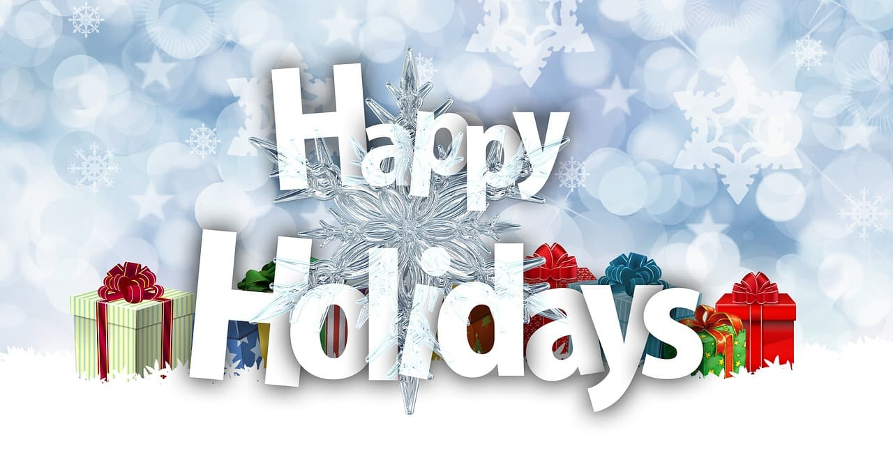 100 Happy Holidays Messages, Wishes For Friends, Family