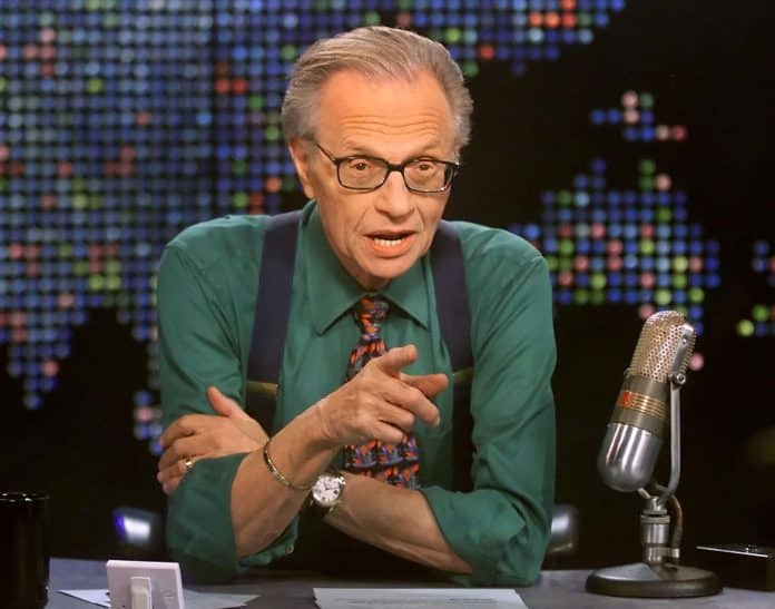 Larry King Death: Cause Of Larry King Death - How TV Host Died