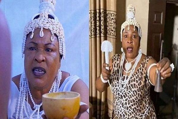 Popular Nollywood Actress Is Dead
