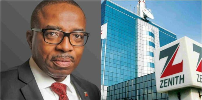 Global Summit: Zenith Bank MD Calls For Increased Impact Investment For Africa