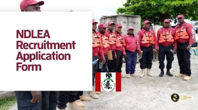 NDLEA Recruitment List Is Out, How To Check NDLEA Recruitment List