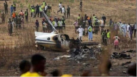See Names Of Military Personnel Killed In Abuja Plane Crash