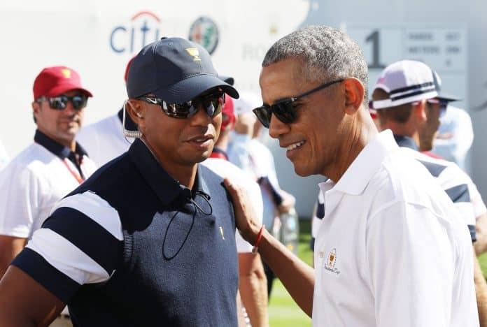 Tiger Woods Car Crash: Barack Obama Sends Message To Tiger Woods