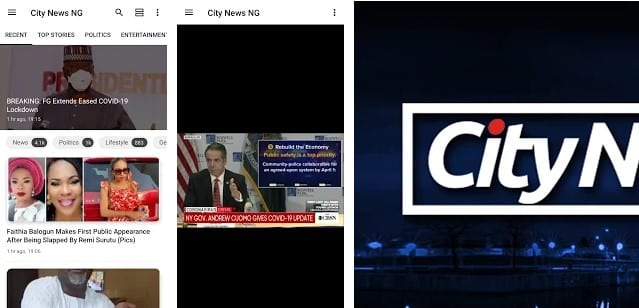 City News Nigeria Launches Mobile App (Download Here)