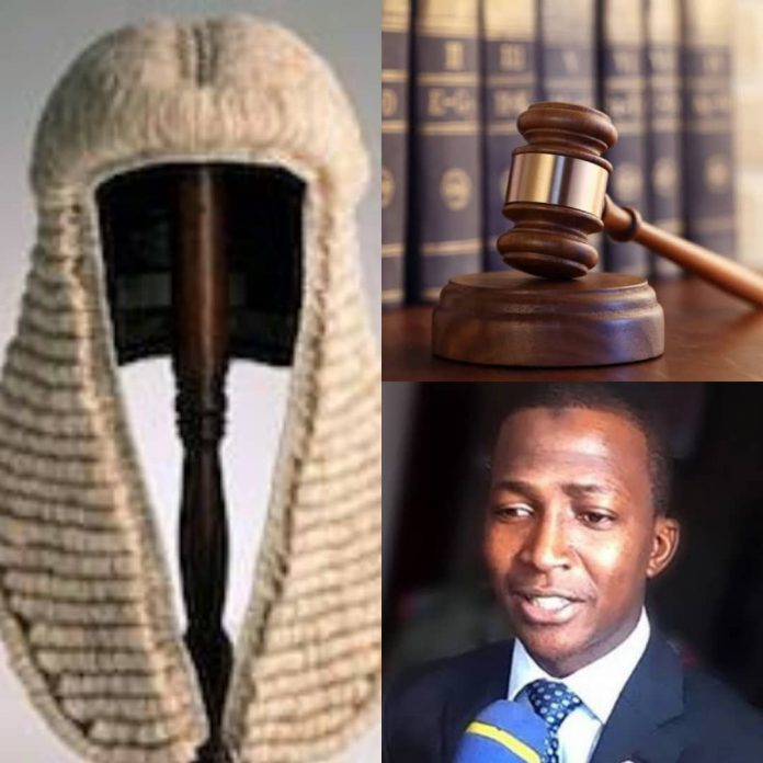 Lawyer Drags Senate To Court To Stop Confirmation Of Bawa As EFCC Chairman